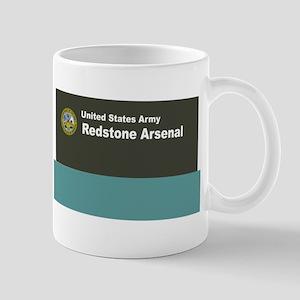 Redstone Arsenal Mug