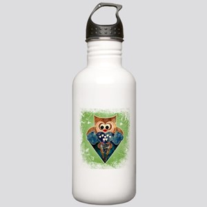 Soaring Owl LE Stainless Water Bottle 1.0L