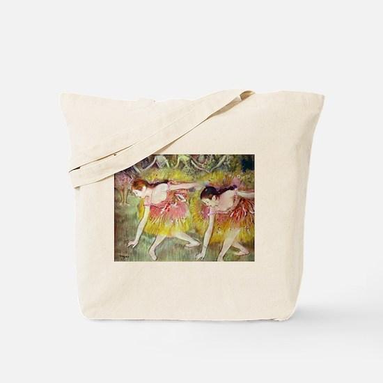 Edgar Degas After The Bath Tote Bag