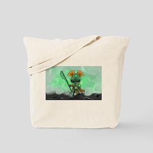 Robot Overlord Tote Bag