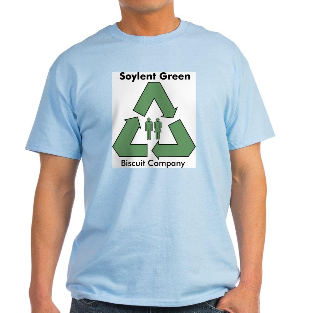 CafePress-Soylent-Green-Ash-Grey-T-Shirt-100-Cotton-T-Shirt-68761843 thumbnail 36
