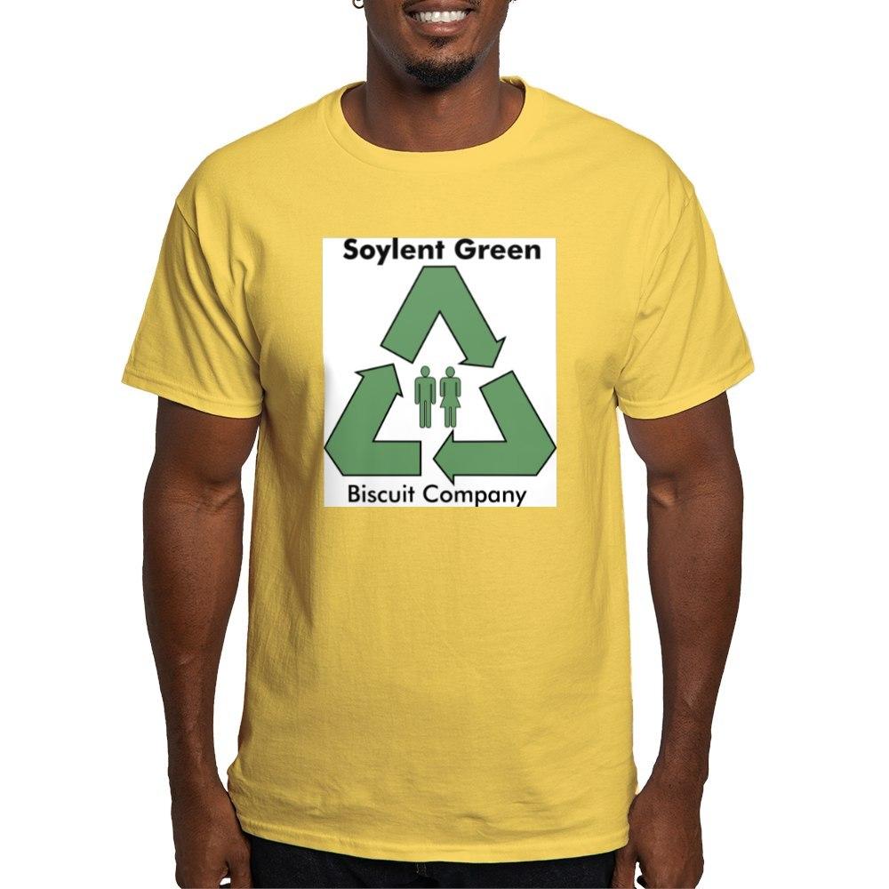 CafePress-Soylent-Green-Ash-Grey-T-Shirt-100-Cotton-T-Shirt-68761843 thumbnail 59