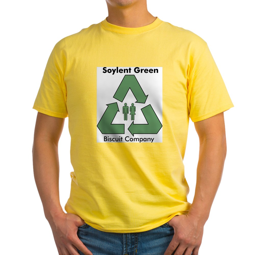 CafePress-Soylent-Green-Ash-Grey-T-Shirt-100-Cotton-T-Shirt-68761843 thumbnail 54