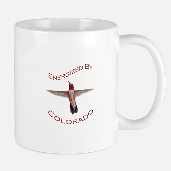 Energized By Colorado Mug