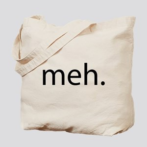 meh.png Tote Bag