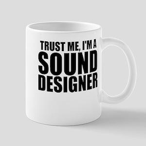 Trust Me, I'm A Sound Designer Mugs