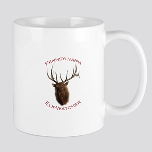 Pennsylvania Elk-Watcher Mug