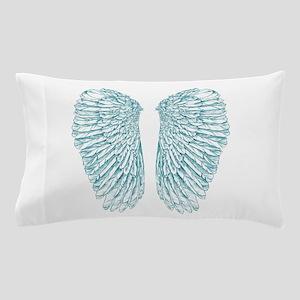 Blue Angel Pillow Case