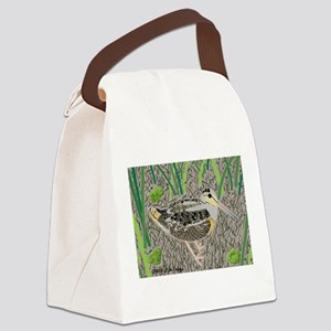 Woodcock Canvas Lunch Bag