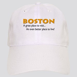 Boston...great place to live Cap