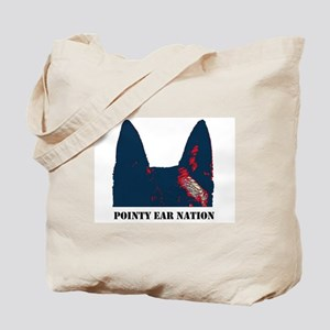 Pointy Ear Nation Tote Bag