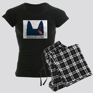 Pointy Ear Nation Women's Dark Pajamas