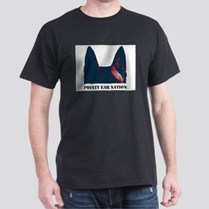Pointy Ear Nation Dark T-Shirt