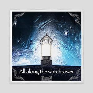 All Along The Watchtower Queen Duvet