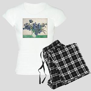 Van Gogh Irises Women's Light Pajamas