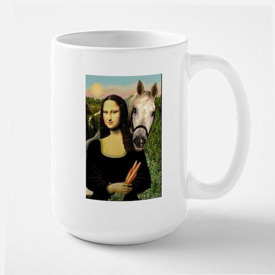 Mona's Arabian Horse (#1) Stainless Steel Travel M
