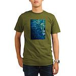Cosmos Organic Men's T-Shirt (dark)