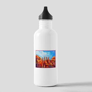 Desert, Southwest , colorful,art! Stainless Water