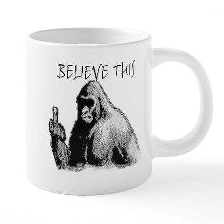 Believe This! Mug Mugs