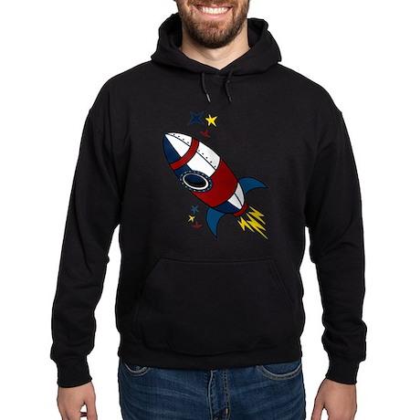 Rocket Hoodie (dark)