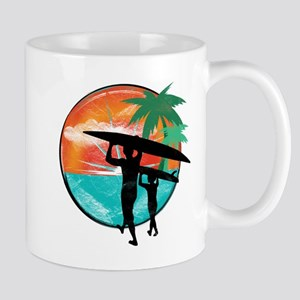 Retro Summer Time Fun Mug