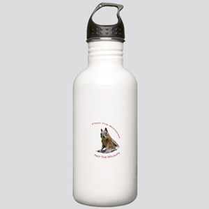 Feed The Rangers Stainless Water Bottle 1.0L