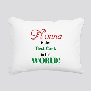 Nonna2 Rectangular Canvas Pillow