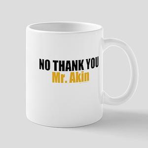 No Thank You Mug