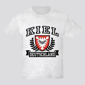 Kiel Deutschland Kids Light T-Shirt