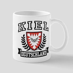 Kiel Deutschland Mug