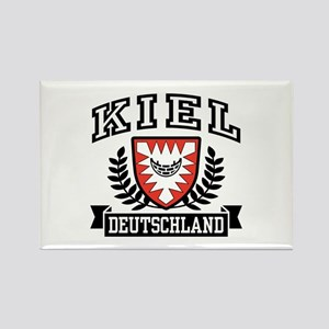 Kiel Deutschland Rectangle Magnet