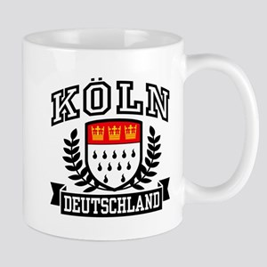 Koln Deutschland Mug