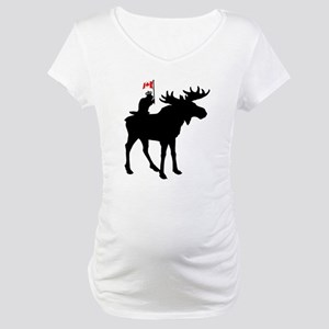 Oh Canada ! Maternity T-Shirt
