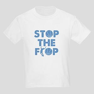 Stop the Flop Kids Light T-Shirt