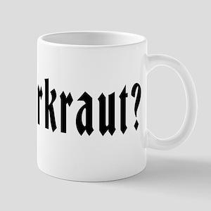 Got Sauerkraut Mug
