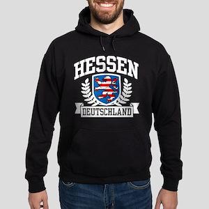 Hessen Deutschland Hoodie (dark)