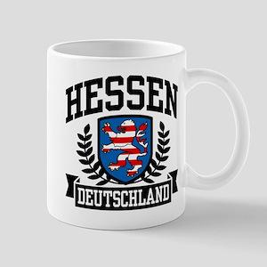 Hessen Deutschland Mug