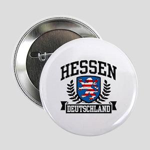 """Hessen Deutschland 2.25"""" Button"""