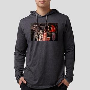 Red Death 1925 Phantom of the Opera Mens Hooded Sh