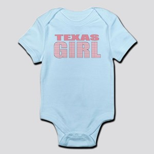 Texas Girl - more states Infant Bodysuit