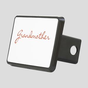 Grandmother Rectangular Hitch Cover