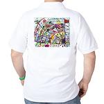Kid-designed Architecture Golf Shirt