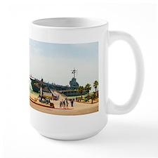 USS Lex_TGP1289 Large Mug