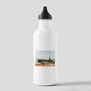 USS Lex_TGP1289 Stainless Water Bottle 1.0L