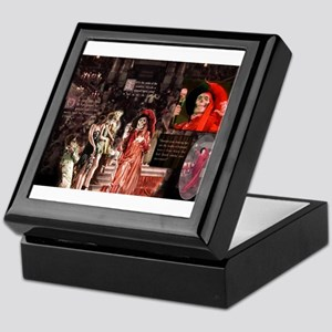 Red Death 1925 Phantom of the Opera Keepsake Box