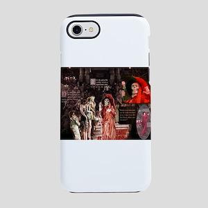 Red Death 1925 Phantom of the Opera iPhone 7 Tough