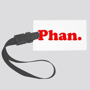 Phan Large Luggage Tag