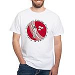 Compton Cricket Club - Homes POPz White T-Shirt