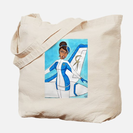 Come Fly With Us Tote Bag
