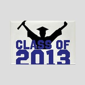 2013 Graduation Rectangle Magnet
